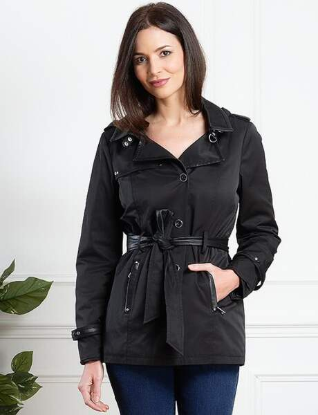 Trench tendance : casual