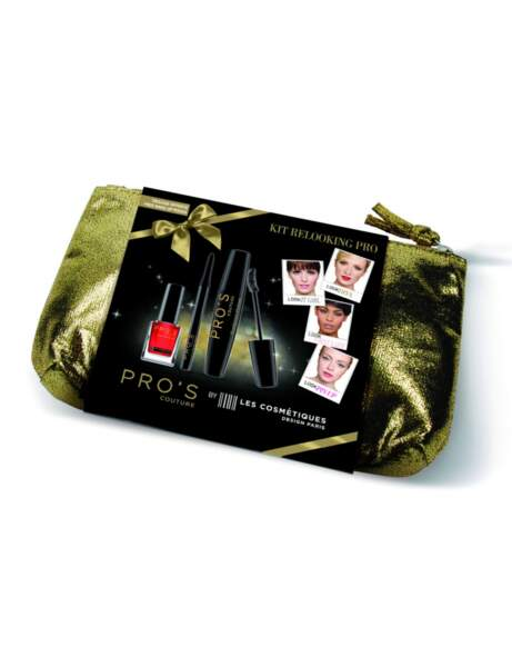 Kit make-up de pro pour créer son look perso
