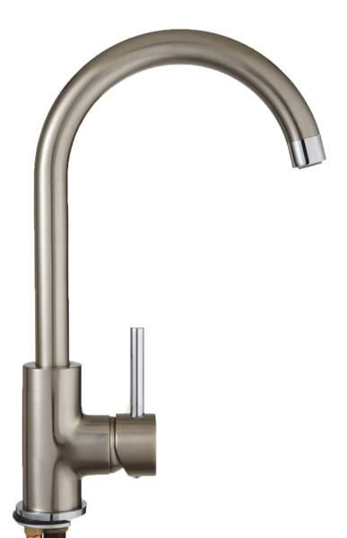 Grand robinet et belle simplicité