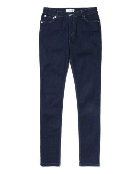 Top 10 dressing : le jean brut