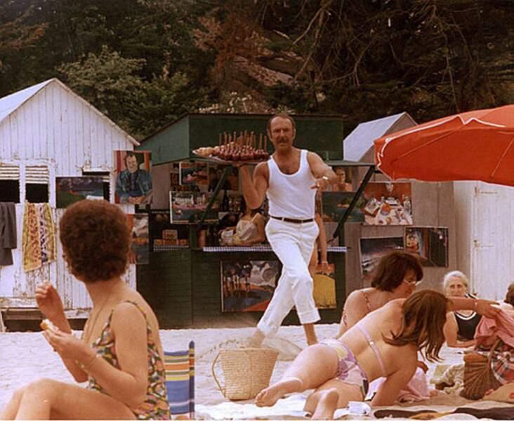Les Galettes de Pont-Aven, un film qui lui a donné un de ses rôles les plus drôles