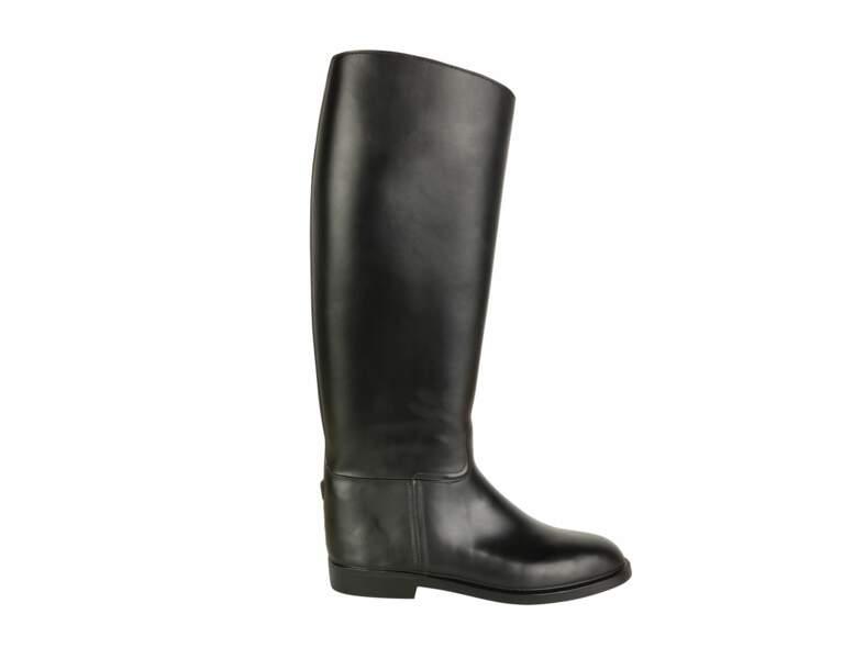 Shopping tendance : 20 bottes cavalières Femme Actuelle