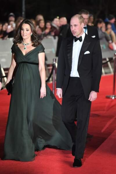 Une liaison qui aurait eu lieu au moment où Kate Middleton était enceinte de Louis.