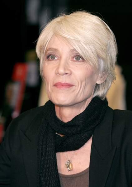 Le blond polaire de Françoise Hardy