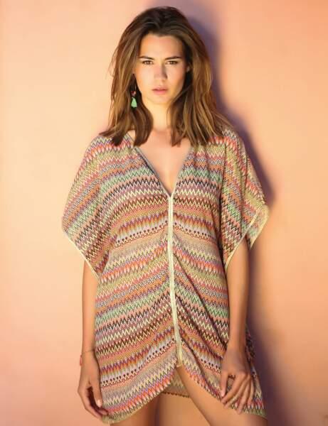 Robe de plage aztèque