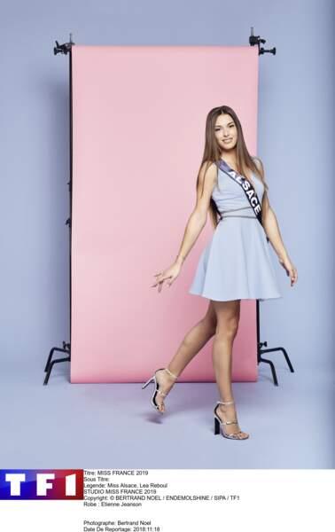 Miss Alsace, Lea Reboul
