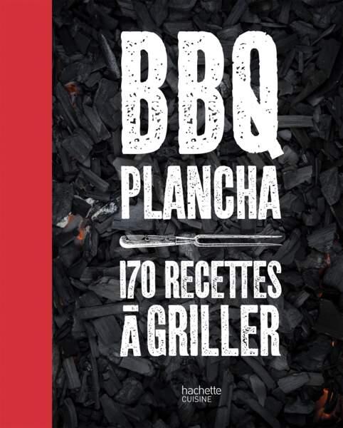 Un livre de recettes BBQ et plancha