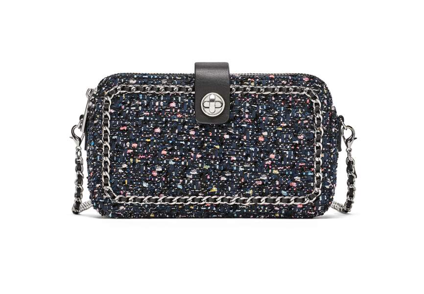 Nouveautés Zara: le sac chaînette