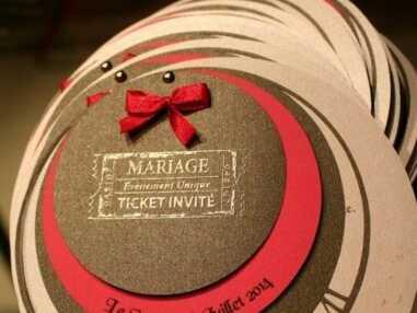 Des faire-part de mariage chics et originaux repérés sur Pinterest