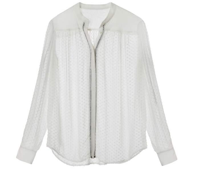 La blouse fluide