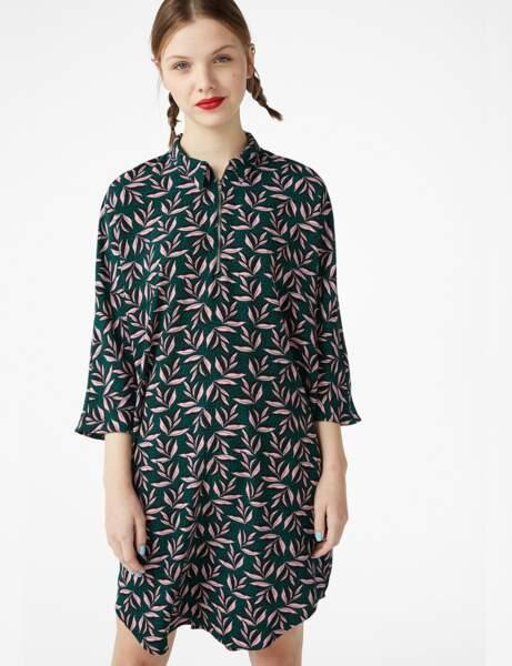 Nouveautés à moins de 30 € : la robe tunique