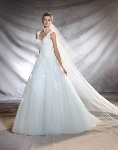 Robe de mariée Pronovias : Olegaria