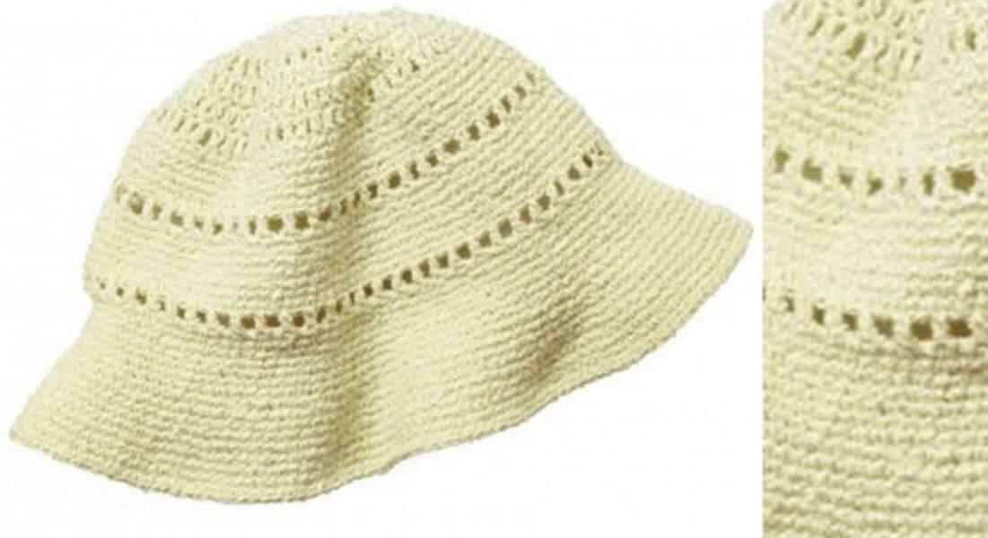 Le chapeau au crochet pour femme