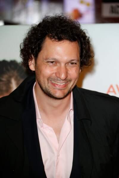 """Eric Antoine à l'avant-première du film """"Un Peu, beaucoup, Aveuglement"""" à Paris le 4 mai 2015"""