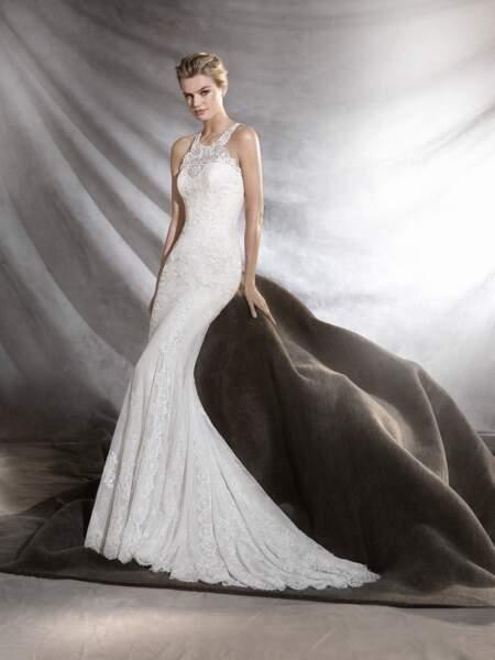Robe de mariée Pronovias : Osini