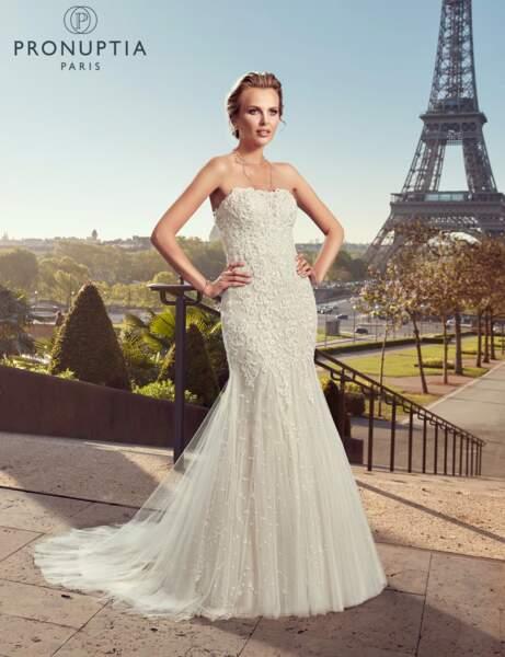 Robe de mariée Eole