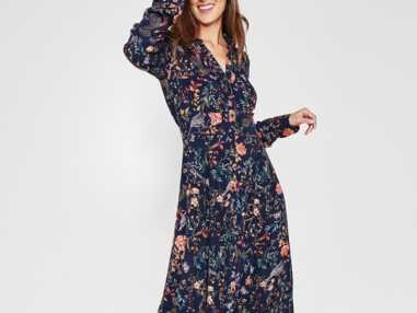 Robes à fleurs : nos 20 modèles coup de coeur pour un hiver bohème et chic