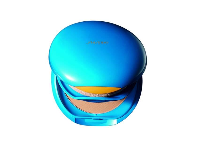 Fond de teint compact Solaire Protecteur SPF 30 de Shiseido