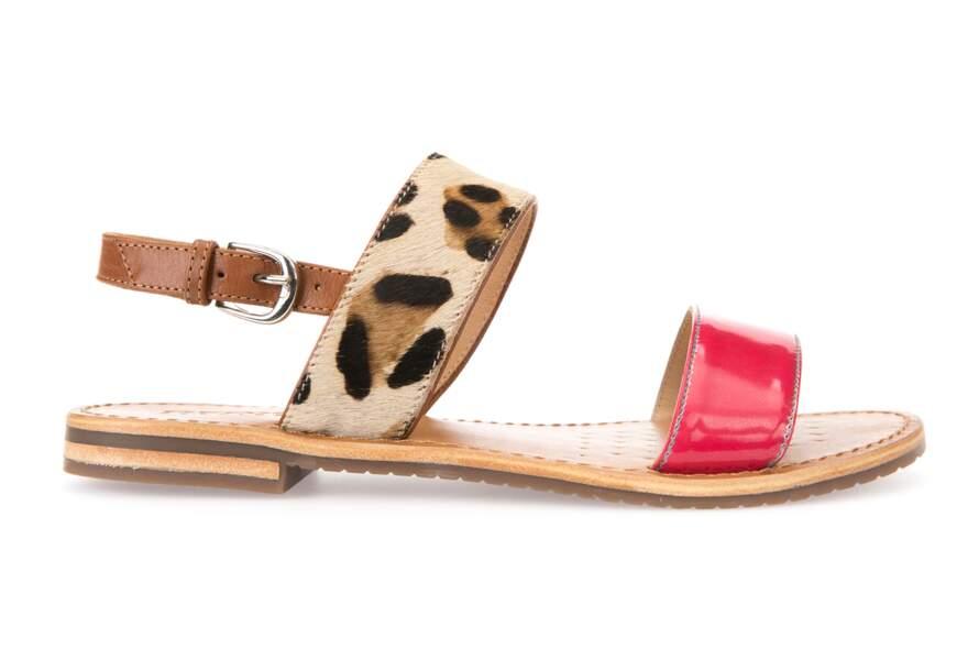 Sandales wild
