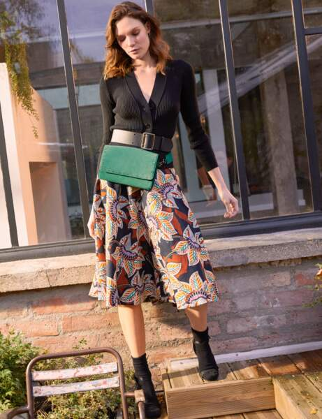 20 nouvelles jupes canons pour s'affiner Femme Actuelle