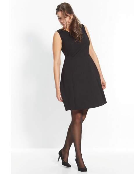 Mode ronde : la petite robe noire