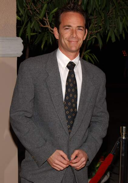 Luke Perry à Pasadena en Californie en 2006.