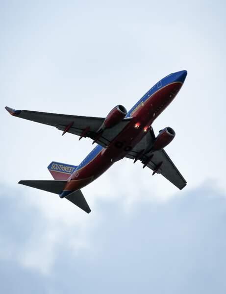 ...en avion !