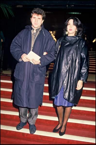 En 1981, Daniel Balavoine rencontre celle qui deviendra la mère de ses enfants...
