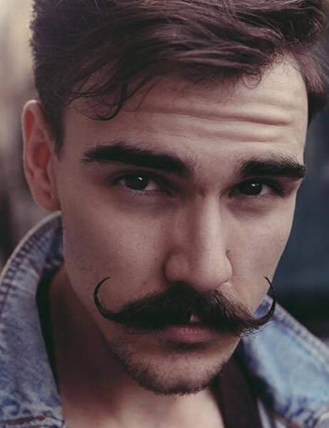 Movember : moustache idée 10