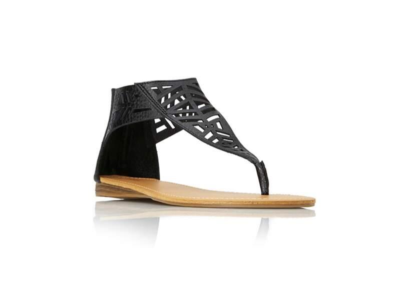 Combinaison fluide + sandales