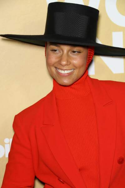 Alicia Keys, la reine du no make up