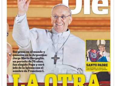Election du pape : les Unes des journaux