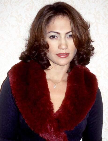 Jennifer Lopez avant