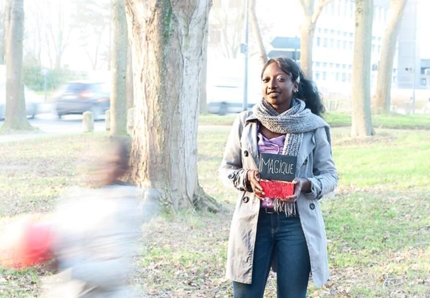 Zeinabou, 25 ans, créatrice d'événements pour enfants, Rennes (35)