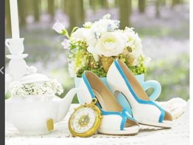 Chaussures de mariée, les modèles repérés chez les créatrices