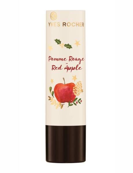 Baume à lèvres à la pomme rouge Yves Rocher