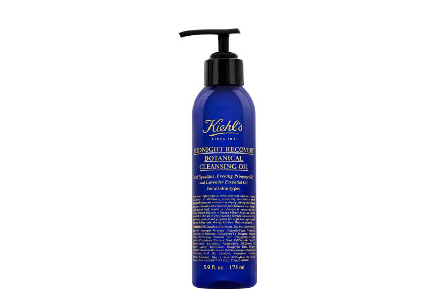 Midnight Recovery Cleansing Oil, Kiehl's