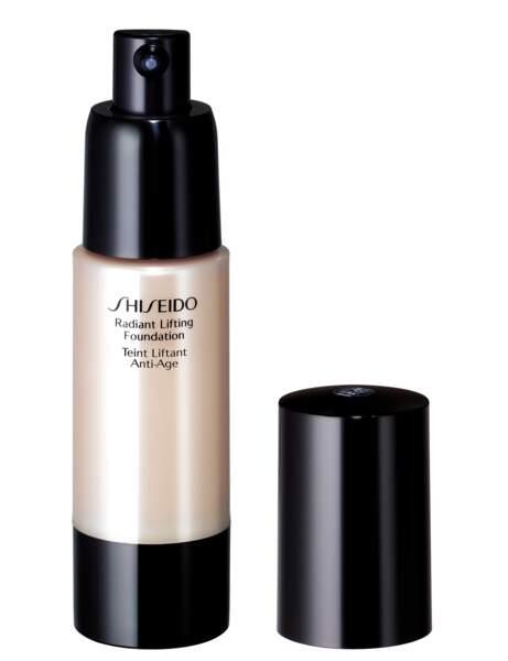 Si j'ai des rides : le fond de teint liftant Shiseido
