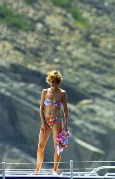Lady Diana dans les années 1990