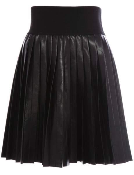 Le cuir noir Romantique