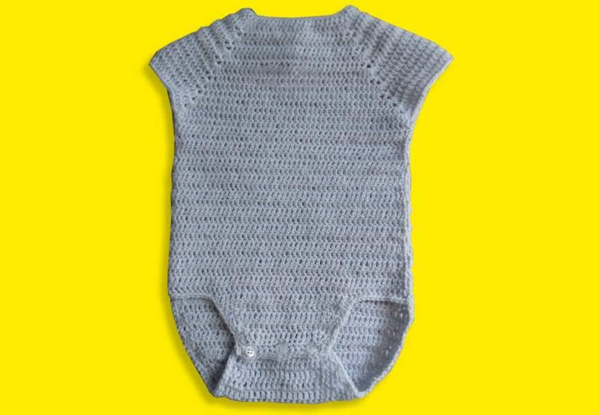 Un body en laine Mérinos