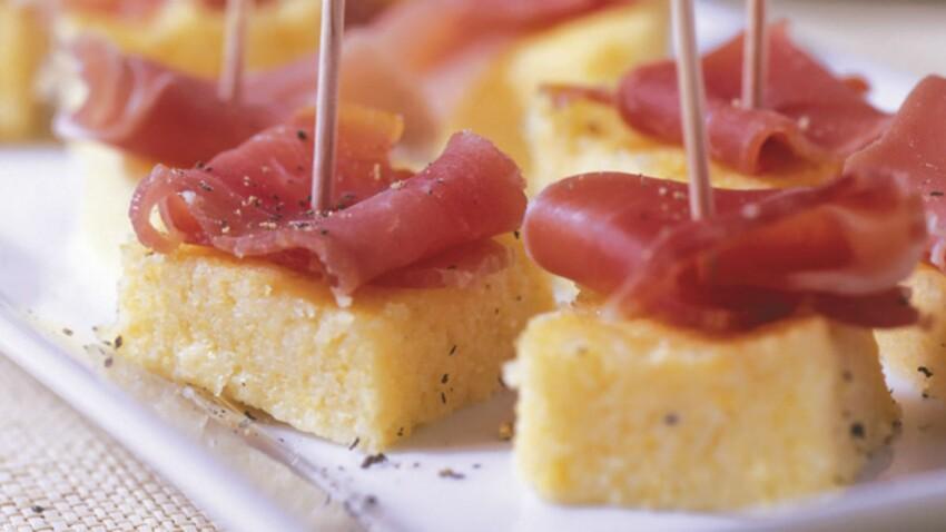 Apéro festif : 10 recettes de bouchées gourmandes au fromage