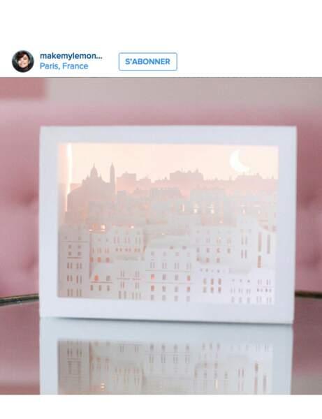"Le DIY ""Paname"" de Lisa Gachet"