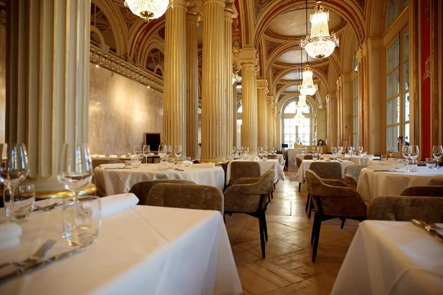 Restaurant Le Quatrième Mur