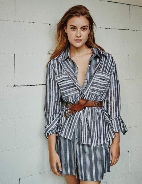 Nouveauté printemps : la rayure pyjama