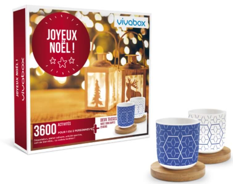 """Coffret """"Joyeux Noël"""", Vivabox"""