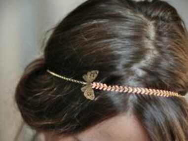 PHOTOS – des accessoires pour mes cheveux repérés sur Pinterest