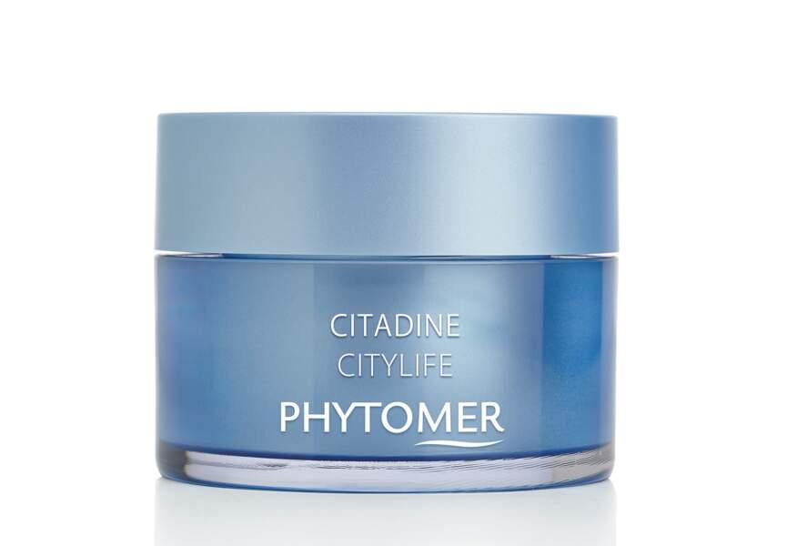 MEILLEUR SOIN VISAGE : Citadine Crème Sorbet Visage et Yeux, Phytomer