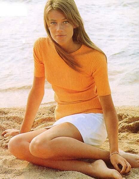 Françoise Hardy dans les années 1960