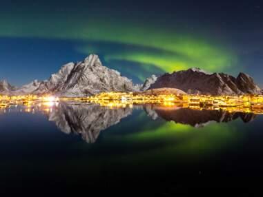 Découvrez d'incroyables photos d'aurores boréales